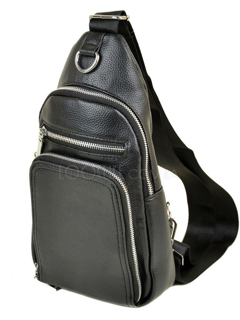 67f29459f3d5 Сумка через плечо DR. BOND 1103 black - купить в магазине LookLike