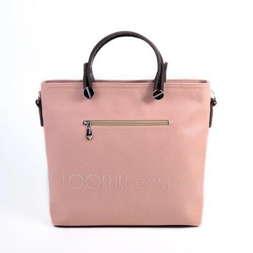ef8c49f788c1 Женская сумка тоут модель М61-65/40 пудра - купить в магазине LookLike
