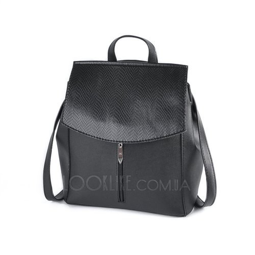 0785e69b7643 Рюкзак-трансформер модель М194-90/99 черный - купить в магазине LookLike