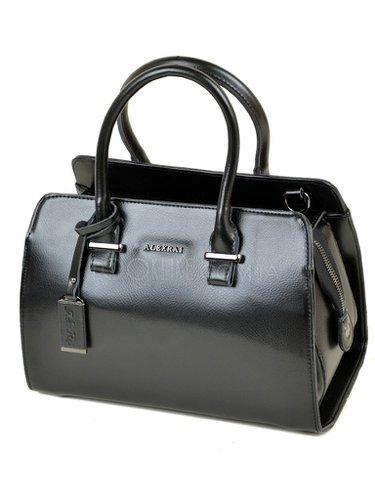 c66eba2ac5d315 Каркасна сумка Alex Rai 03-1 640-200 black - купити в магазині LookLike