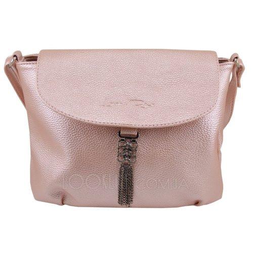 482bd9ab9c78 Сумка ТМ Lucherino Розовый перламутр с украшением - купить в ...